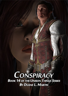 Conspiracy Blog Post